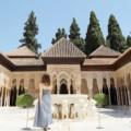 【スペイン・グラナダ】世界遺産「アルハンブラ宮殿」でイスラム文化を堪能。