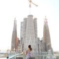 【スペイン・バルセロナ】未完成の芸術建築・サグラダファミリアへ